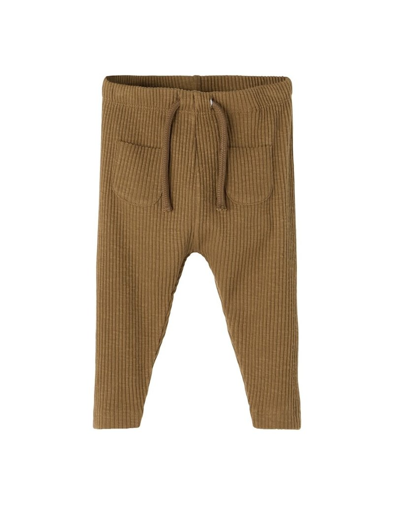 Lil' Atelier Rajo Loose Pants Otter