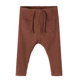Lil' Atelier Rajo Loose Pants Chestnut
