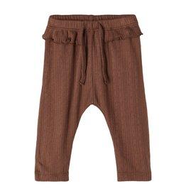 Lil' Atelier Rachel Loose Pants Chestnut