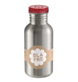Blafre Stainless steel bottle 500ml red