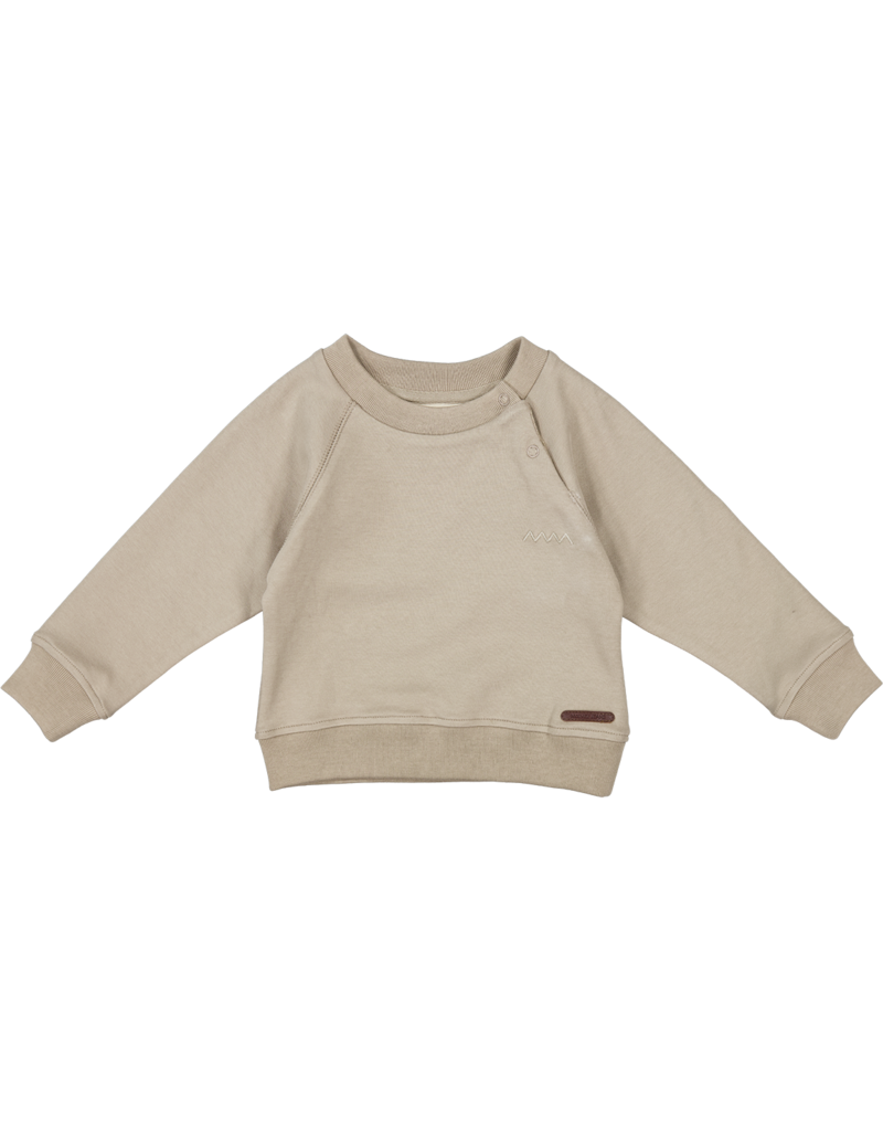 MarMar Copenhagen Thadeus Sweater Warm Stone