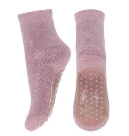 mp Denmark Wool Anti Slip Socks Wood Rose 188