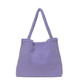 Studio Noos Pastel lilac Chunky Teddy mom-bag