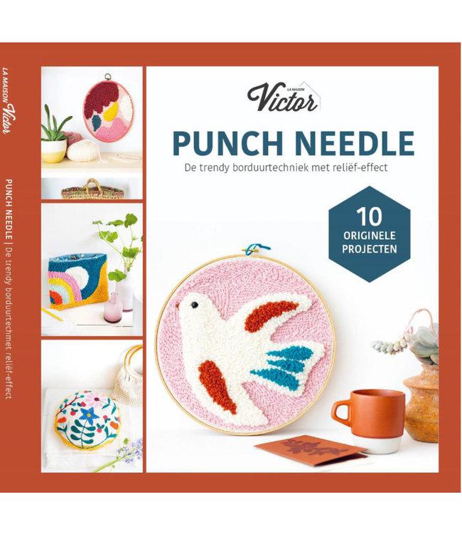 La Maison Victor Punch Needle