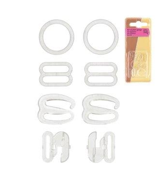 Mediac BH-set transparant