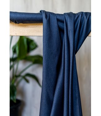 Woven Bamboo - Denim