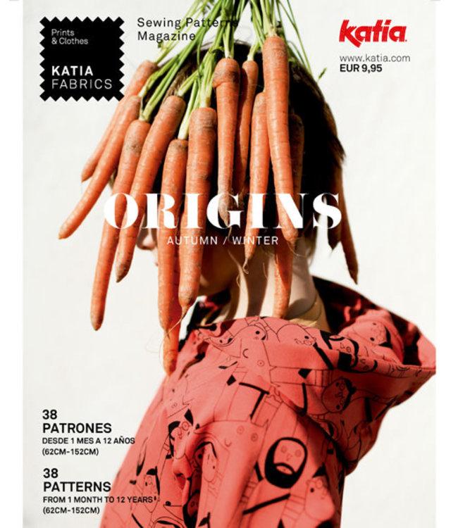 Katia Fabrics Katia Magazine Origins