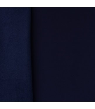 Softshell Donkerblauw
