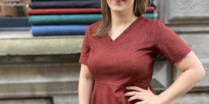 Peplum Hack - Van shirt naar peplum top