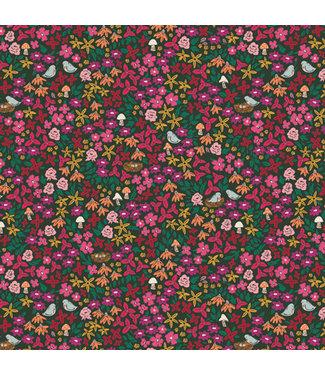 AGF: The Flower Society Coupon katoen Striking Gardenista