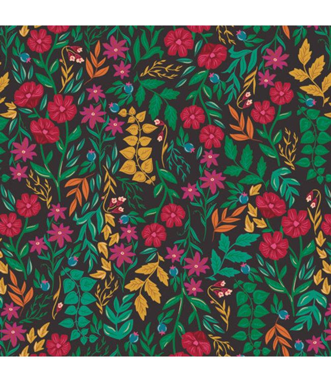 AGF: The Flower Society Coupon katoen Luminous Floriculture