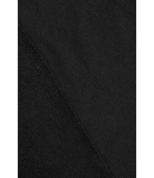 Mind The Maker Organic Woolen Fleece Sweat - Black