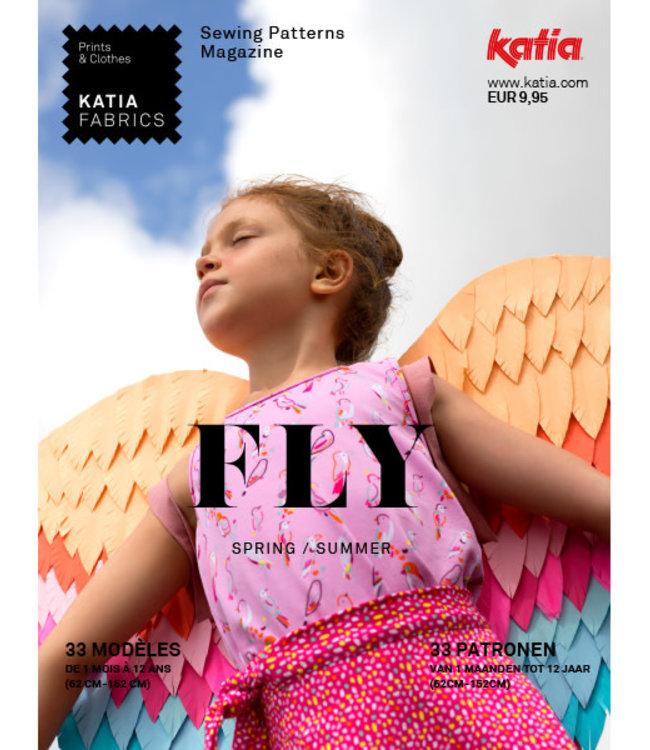 Katia Fabrics Katia Fabrics Magazine Fly
