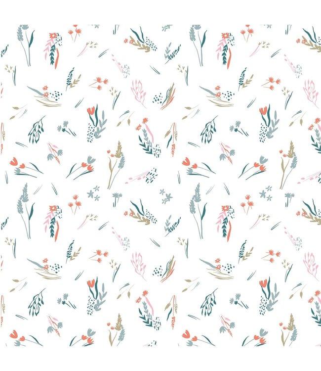 Katia Fabrics Katoen Salinas Rushes