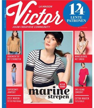 La Maison Victor La Maison Victor Mei - Juni 2021