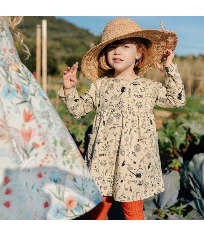 Katia Fabrics Jersey Garden Tools