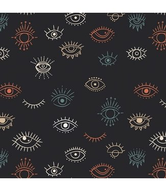 AGF: Luna & Laurel Jersey  Eye See You in the Night
