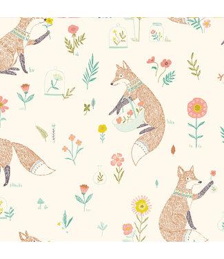 Katia Fabrics Katoen Botanist Main