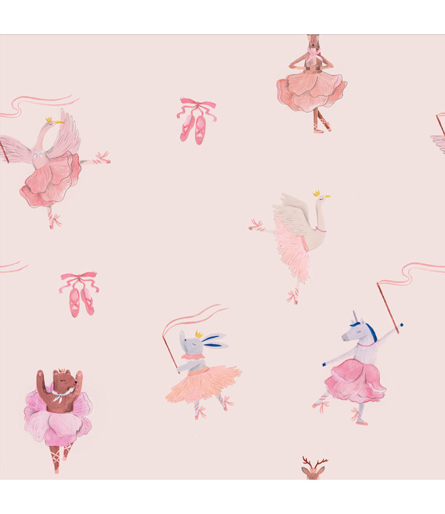 Katia Fabrics Ecovero Ballerinas Main