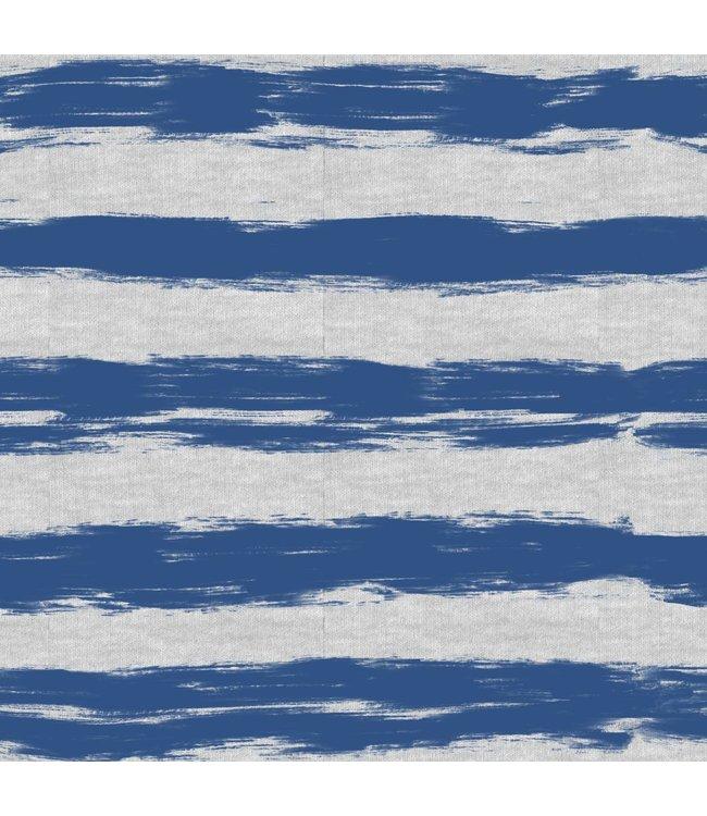 Katia Fabrics Jersey Melange Peace Maker Stripes