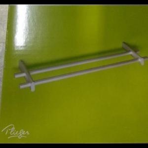 Plieger Plieger Lima handdoekrek aluminium