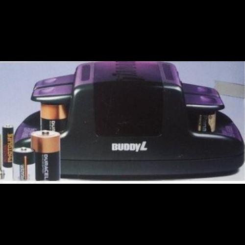 Outletshoponline.nl Buddy L Super Charger 1,5V gewone alkaline en oplaadbare batterijen oplader