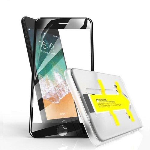 Outletshoponline.nl iPhone SE2020/8/7/6 screenprotector met Easy applicator