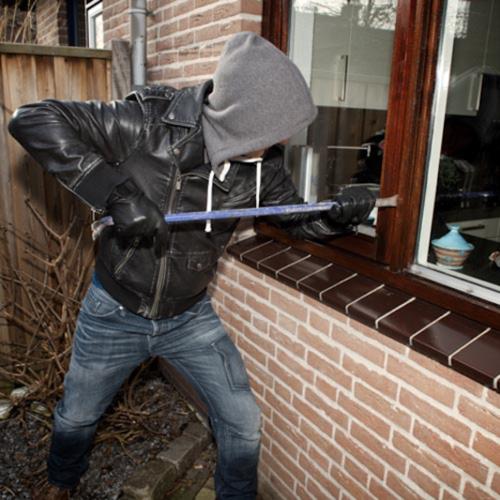 Secu Secustrip Plus anti-inbraakstrip raam terugligging 14-20 mm 150 cm Wit