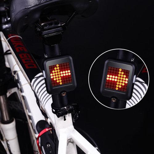 Outletshoponline.nl fiets achterlicht LED USB oplaadbaar