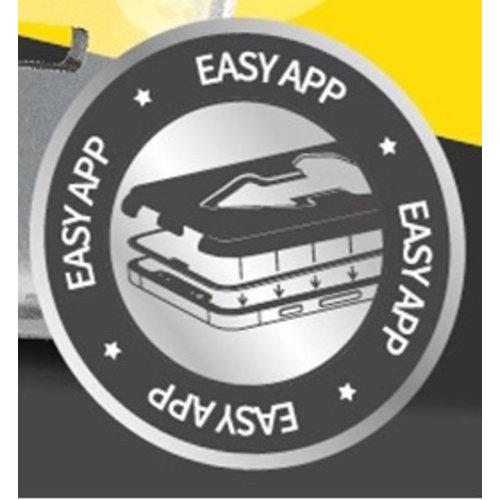 Outletshoponline.nl Screenprotector iPhone 13 Mini met Easy applicator