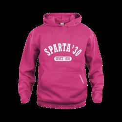 Sparta'30 Hoodie Roze