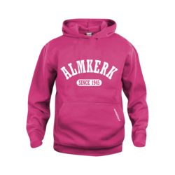 Almkerk Hoodie Roze