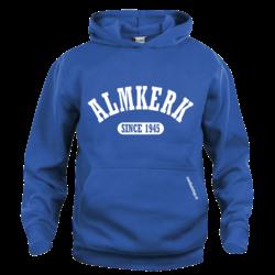 Almkerk Hoodie Kobalt