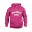 Clique Groot Ammers Hoodie Roze