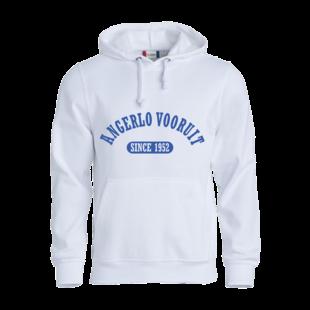 Angerlo Vooruit Hoodie Wit (5,- cash back voor club)