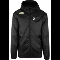 Martijn Meerdink rain jacket