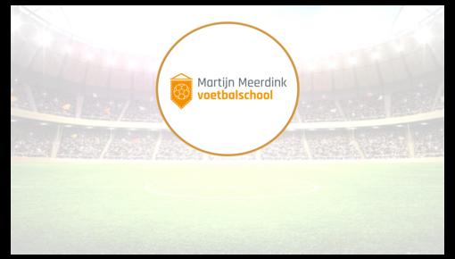 Martijn Meerdink Voetbalschool
