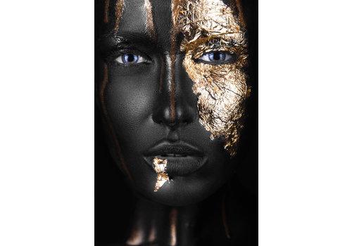 Dutch Art Explosion Queen of gold
