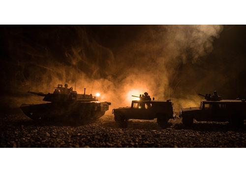 Dutch Art Explosion Army war