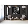 Dutch Art Explosion Black & white beauty