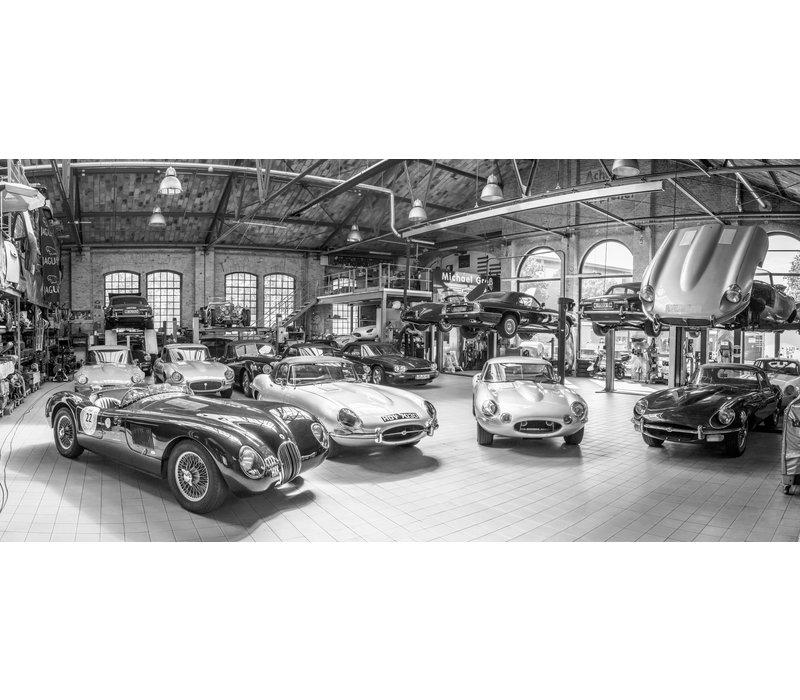 English car workshop