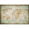 Dutch Art Explosion World map