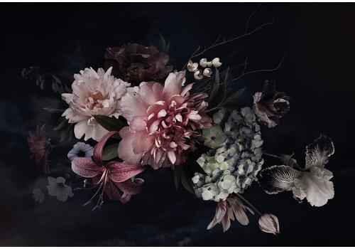Dutch Art Explosion Vintage flowers