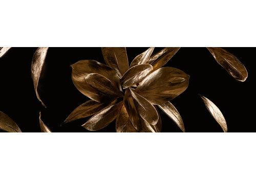 Dutch Art Explosion Golden flowers