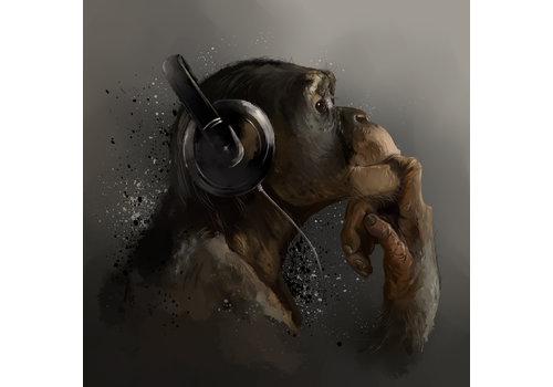 Dutch Art Explosion Music monkey