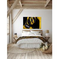 Yellow art