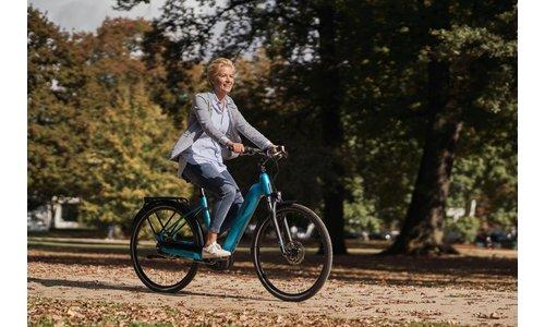 e-bikes 25 km/u