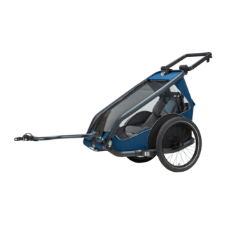 Kettler Kettler Quadriga Child Trailer