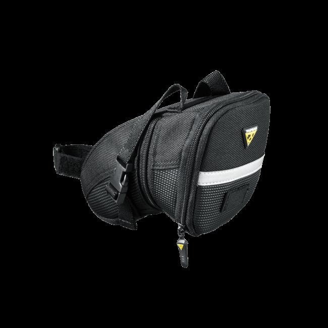 Topeak Zadeltas Aero Wedge Pack Strap M 1,3 L