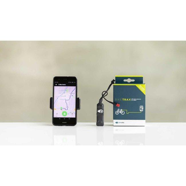 BikeTRAX GPS Tracker incl montage en 1 jaar abonnement